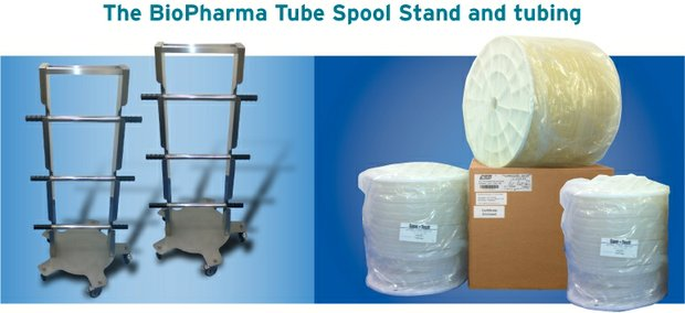 Biopharma Dynamics Tube Spool Tubing