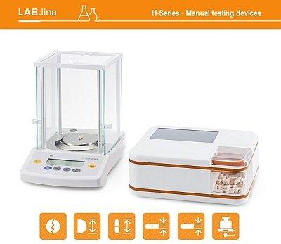 LABline H Serie manual tester