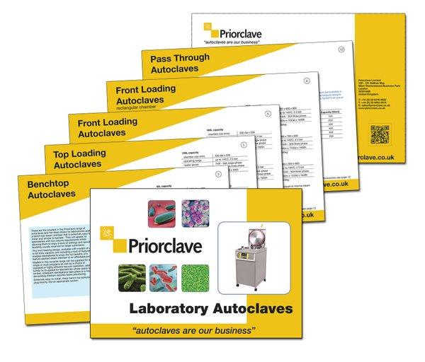 Priorclave brochure