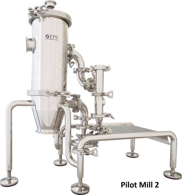 Pilot Mill 2