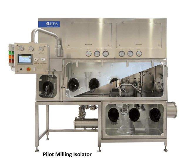 Pilot Milling Isolator 1