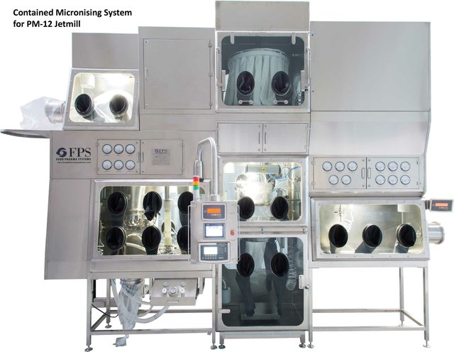 Contained Micronising System