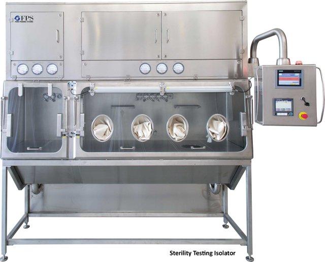 Sterility Testing Isolator