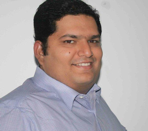 Amit Karpe, Sales and Marketing Executive, 3M Purification.jpg