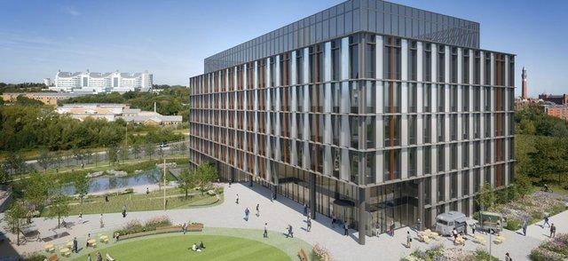 Birmingham Health Campus