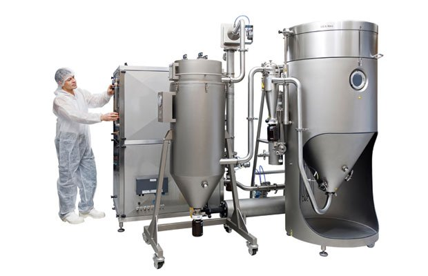 Spray Drying Opens Doors for Pharma Industry - EPM Magazine